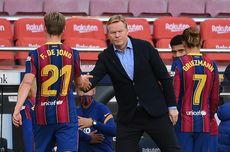 Meski Peluang Menipis, Barcelona Belum Menyerah Kejar Titel Liga Spanyol