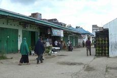 Didatangi Gugus Tugas Covid-19, Pedagang Pasar di Polewali Mandar Kabur dari Kiosnya