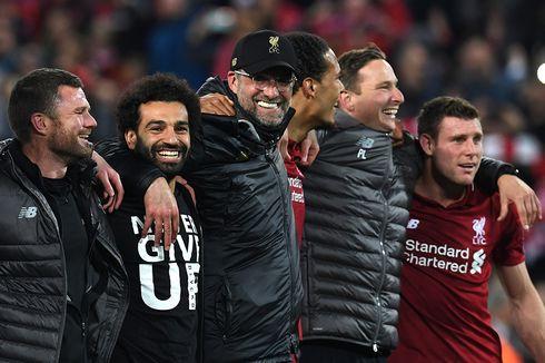 Final Liga Champions, Liverpool Memperlakukan Laga Seperti Normal