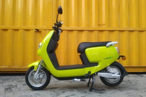 Coba Melirik Sepeda Motor Listrik EC-GO II [VIDEO]