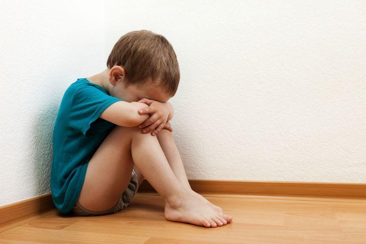 Anak dihukum