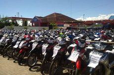 Motor Sport 150 cc di Balai Lelang, Vixion Cuma Rp 6 Juta