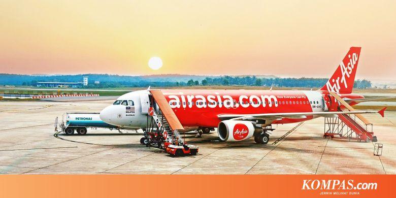 CMPP Promo, AirAsia Jual Tiket Mulai Rp 188.000 ke Singapura Hingga Tokyo