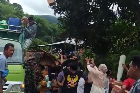Fakta Video Viral Pengungsi Gempa Sulbar Diduga Jarah Bantuan, Polisi: Masih Diselidiki