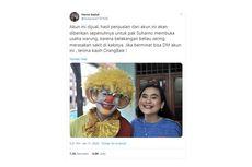 Pak Harno Si Badut Ultah Jual Akun Twitter-nya untuk Buka Usaha