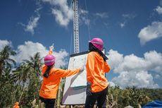 Kala Dua Srikandi Ajukan Diri Terlibat Bangun Tower Listrik Darurat di NTT...