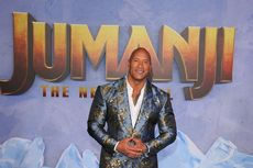 Dwayne Johnson Sambut Pierce Brosnan di Film Black Adam
