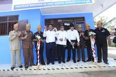 Peringati Kemerdekaan, PGN Renovasi 45 Rumah Veteran di Lampung
