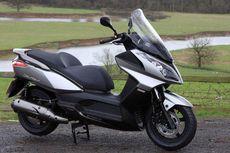 Kawasaki Siapkan Skutik Baru 125cc