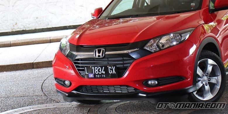 Tampilan Honda HR-V 1.5L
