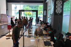 Dideportasi dari Malaysia, 145 Pekerja Migran Bermasalah Langsung Dikarantina
