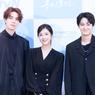 Bersahabat, Lee Dong Wook dan Jo Bo Ah Kirim Food Truck untuk Kim Bum