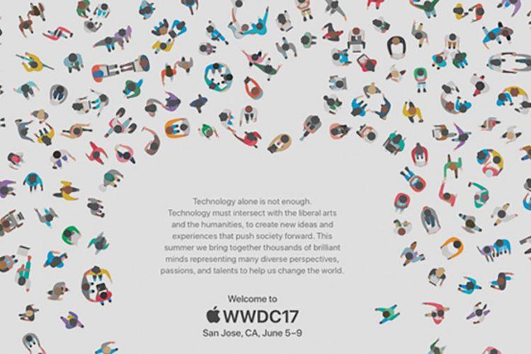 Apple sebar undangan WWDC 2017