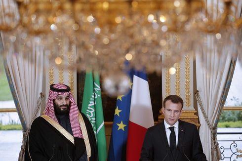 Diplomasi Guyonan Saus Barbekyu ala Putra Mahkota Arab Saudi