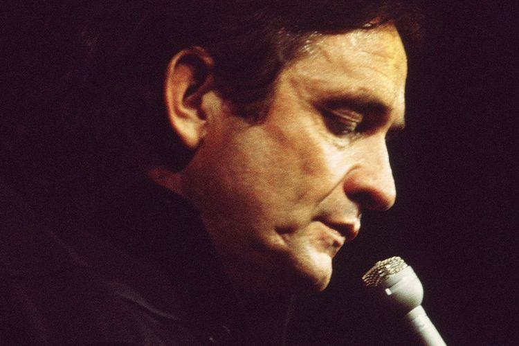 Musisi ternama Johnny Cash.