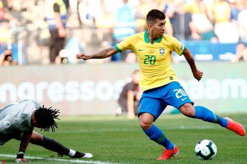 Jadwal Perempat Final Copa America, Brasil vs Paraguay Partai Pembuka