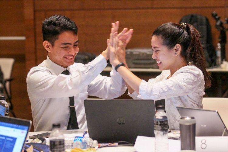 Ilustrasi Beasiswa CIMB Asean