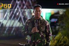 Pusat Zeni TNI AD Bantu Perbaikan Jembatan Rusak di Bima