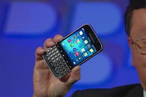 BlackBerry Classic Resmi, Tombol Lawas Kembali