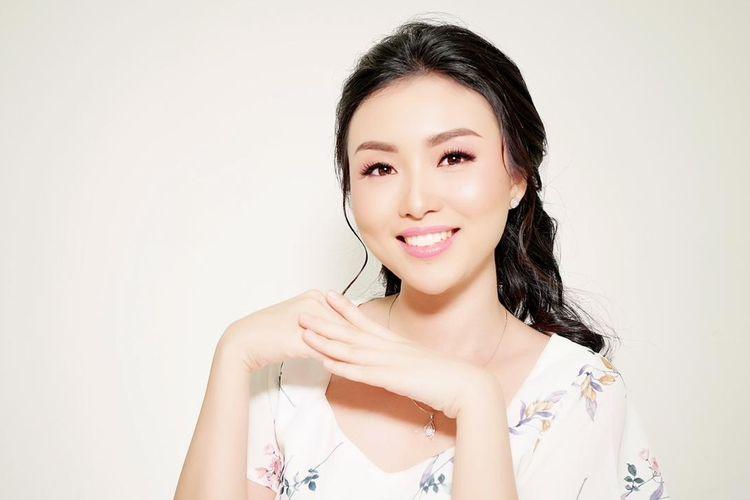 Dr. Friska Natasya dari Klinik Dermapro Jakarta. Klinik ini memperkenalkan perawatan untuk menghasilkan mochi skin ala kulit wajah perempuan Jepang.