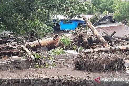 Banjir Lahar Gunung Ile Lewotolok, NTT,19 Orang Tewas, 48 Lainnya Belum Ditemukan