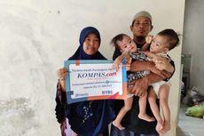 Terima Kasih Pembaca Kompas.com Atas Bantuannya untuk Biaya Operasi Bayi Kembar Siam, Anaya dan Inaya