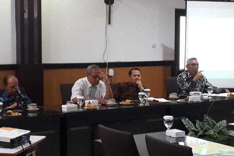 Refleksi akhir tahun 2019 oleh Fakultas Ilmu Sosial dan Ilmu Politik (FISIP) Universitas Brawijaya (UB) Kota Malang, Senin (30/12/2019).