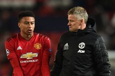 Man City vs Man United, Jesse Lingard Kena Semprot Solskjaer