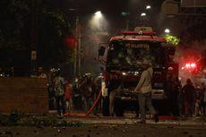 Darurat, Mobil Pemadam atau Ambulans yang Duluan Lewat?
