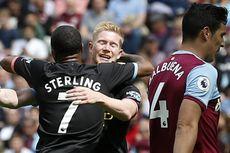 Prediksi Susunan Pemain Man City Vs West Ham, Kick-off Pukul 02.30 WIB
