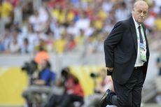 Del Bosque: Brasil Lebih Favorit