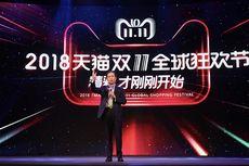 Alibaba Catat Rekor Penjualan Rp 454 Triliun di Festival