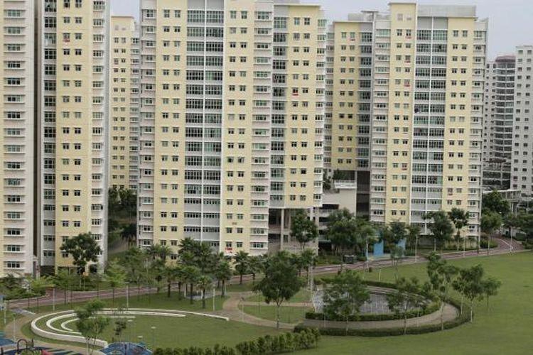Investasi properti warga Singapura di mancanegara melonjak 43 persen sejak 2012.