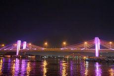 Gunakan Dana SBSN Rp 553,57 Miliar, Jembatan Musi IV Sudah Dibuka