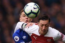 Alasan Keamanan, Oezil-Kolasinac Tak Masuk Skuad Arsenal Vs Newcastle