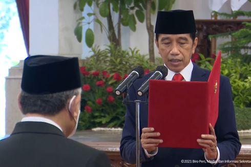 Daftar 17 Dubes yang Dilantik Jokowi, Fadjroel Rachman, Rosan, hingga Eks Jubir Timses