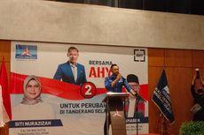 Turun Gunung ke Tangsel, AHY Minta Siti Nur Azizah All Out dalam Pilkada 2020