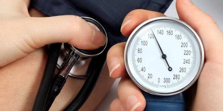 Cara Menurunkan Darah Tinggi secara Alami dan Cepa