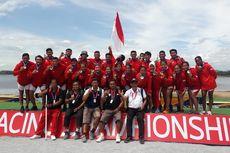 Cabor Dayung Lampaui Target Emas SEA Games 2019