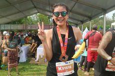 Sigi Wimala Pilih Nikmati Rute Borobudur Marathon 2019