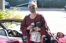 Aksi J.Lo, Pergi ke Gym Pakai Tas Seharga Rp 1,4 Miliar