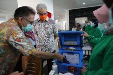 Cegah Kerumunan Antrean Saat Vaksinasi, Nakes di Jateng yang Disuntik Dibatasi 45 Orang