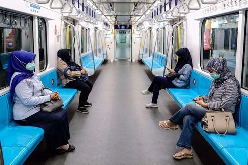 Situasi Tidak Kondusif, MRT Jakarta Hentikan Operasional di Stasiun Bundaran HI