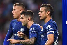 Red Bull Salzburg Vs Chelsea, 8 Gol Tercipta, The Blues Menang