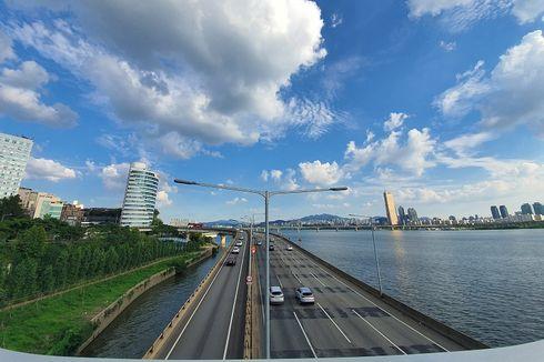 Memotret Seoul dengan Kamera Samsung Galaxy Note 10 Plus
