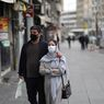 Iran Hadapi Gelombang Kematian Covid-19, Aturan Masker Mulai Diterapkan