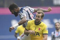 West Brom Vs Tottenham, Puja-puji Mourinho untuk Harry Kane