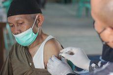 UPDATE: 41,02 Persen Sasaran Vaksinasi Covid-19 Telah Terima Suntikan Dosis Pertama