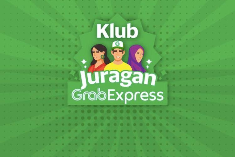 Ilustrasi Klub Juragan GrabExpress.