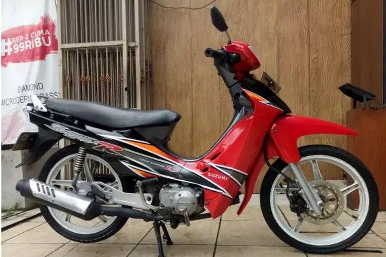 Suzuki Shogun 110